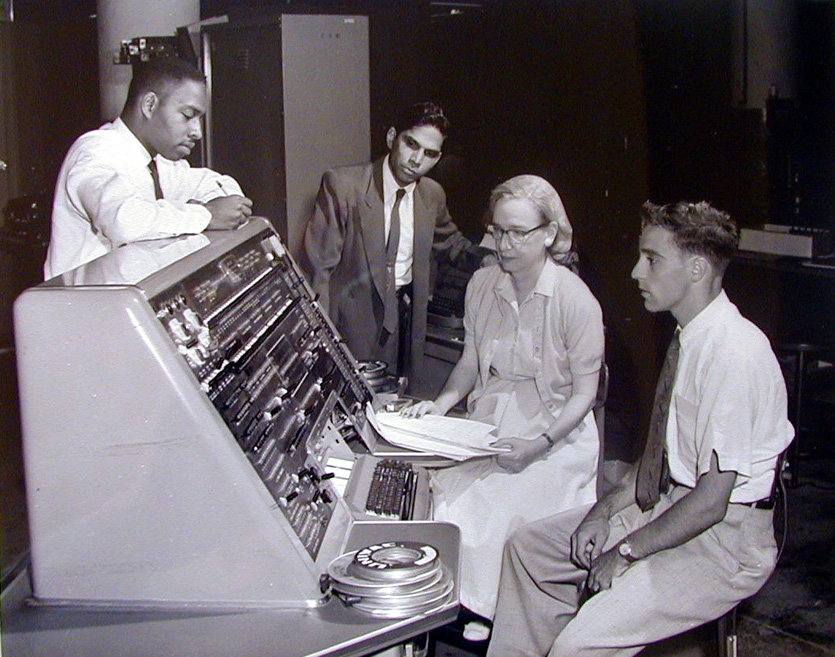 Grace Hopper and Team